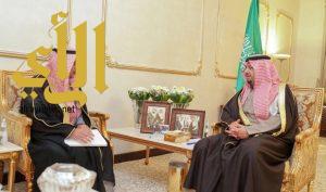 أمير الشمالية يؤكد على أهمية تفعيل برنامج الملك سلمان لتنمية الموارد البشرية في المنطقة