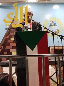 السفارة السودانية لدى المملكة تحتفل بالذكرى الــ(62) بمقر السفارة بحي السفارات