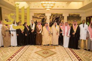أمير منطقة الرياض يدشن الحملة الخليجية للتوعية بالسرطان 2018م