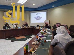 جامعة الملك خالد تقيم ورشة تدريبية للمجلس البلدي في محافظة سراة عبيدة