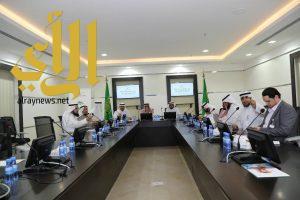 مجلس إدارة جمعية عناية يعقد اجتماعة ويشيد بالنقلة النوعية للجمعية
