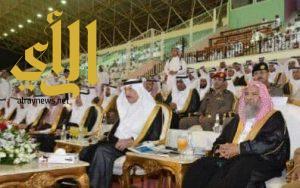 أمير منطقة جازان يرعى حفل تخريج الدفعة الثالثة عشر من خريجي وخريجات جامعة جازان