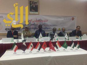 كشافة المملكة تبدأ مشاركتها باللقاء الكشفي العربي لدمج ذوي الاعاقة في مراكش