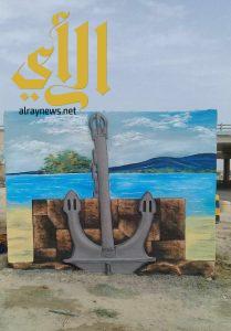 بلدية الجبيل: حملة تطوعية لطمس معالم العبث في المرافق العامة