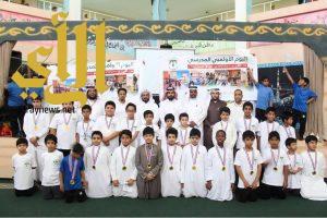 إدارة تعليم مكة المكرمة تفتتح اليوم الأولمبي