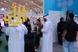 فعاليات معرض الرياض الدولي للكتاب تنطلق بعددٍ من ورش العمل والندوات