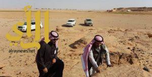 سلطان بن سلمان يعتمد مشروع المسح الأثري لموقع الشويحطية بالجوف