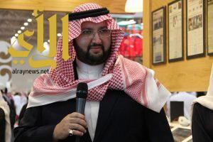 عبدالعزيز بن طلال: معرض الكتاب رافداً ثقافياً ومعرفياً للعالم