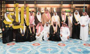 أمير الباحة يستقبل مدير عام التعليم بالمنطقة
