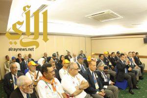 وفد الكشافة السعودية يستعد للمشاركة بالمؤتمر العالمي لرواد الكشافة في بالي