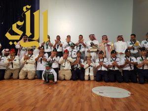 جمعية الكشافة تًشارك في مُلتقى الصم بالرياض