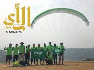 الأمير تركي بن مقرن : برنامج منظم يجهز أخضر البارقلايد لدورة الألعاب الآسيوية 2018م
