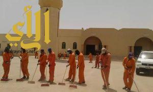 بلدية الجبيل تكمل استعدادها لاستقبال عيد الفطر المبارك