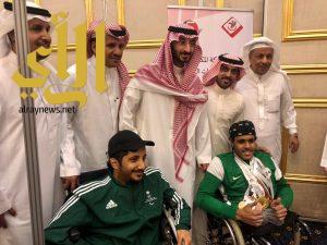 نائب أمير منطقة مكة المكرمة يفتتح الملتقى الخامس لأمناء ومدراء أندية ذوي الاختياجات الخاصة