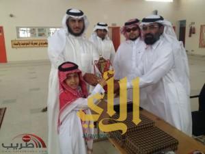 ابتدائية الروضة بروضة بن نورة تُقيم حفل ختام الأنشطة الطلابية