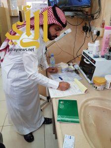 بلدية بقيق تستعد لاستقبال عيد الفطر 1439هـ بأعمال الزينة وتكثيف الرقابة على المنشآت الغذائية