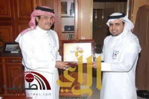 لقاء مع رئيس مؤسسة البريد السعودي معالي الدكتور محمد صالح بن طاهر بنتن