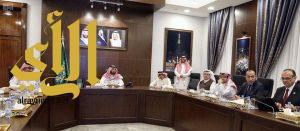 الأمير عبد الله بن بندر يستقبل رئيس المنظمة العربية للسياحة