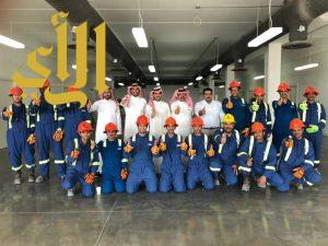 تقني القصيم يكشف عن برنامج لتوظيف 60 شابا سعوديا في صيانة وتشغيل حفر آبار النفط والغاز