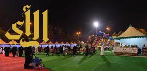 مهرجان (المفتاحة.. إثارة وترفيه) يدشن فعالياته