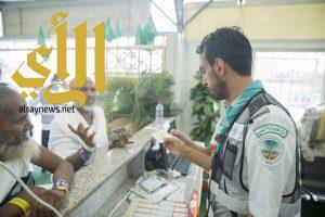 الكشافة السعودية تُرشد أكثر من 73 ألف حاج تائه في يوم عيد الاضحى