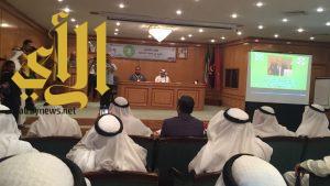 كشافة المملكة تبدأ مشاركتها في الملتقى التطبيقي للصم بالكويت