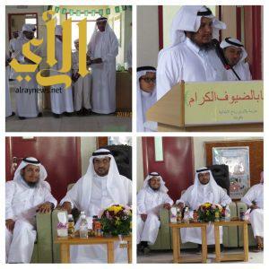 مدرسة بلال بن رباح بالفرشة تكرم المعلمين والطلاب