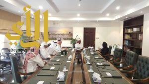 إجتماع لمناقشة المخطط الاستراتيجي للوصول الشامل لذوي الاعاقة