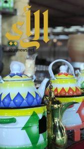 إفتتاح مهرجان الخالدية بمحافظة الطائف