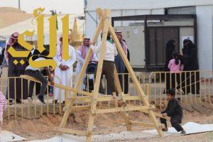 أعمال الريادة الكشفية تبرز مهارات الكشاف السعودي بالجنادرية