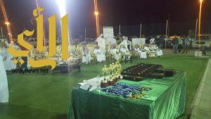 بلدية الرفيعة تختتم دورة كرة القدم الرمضانية للدوائر الحكومية