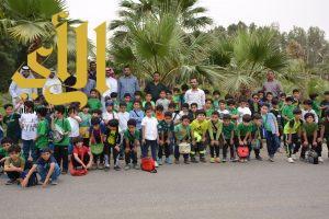 70 طالب يطلعون على أساليب الزراعة في مشتل بلدية القطيف