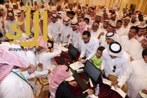 مزاد مخطط السعيد العقاري يحصد 50 مليون ريال عبر 113 قطعة بمحافظة جدة