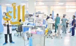 مستشفيات مشعر منى تستقبل 10 آلاف حاج يوم عيد الأضحى