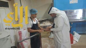 بلدية تاروت تنفذ 230 زيارة للمنشآت الغذائية خلال شهر ربيع الآخر