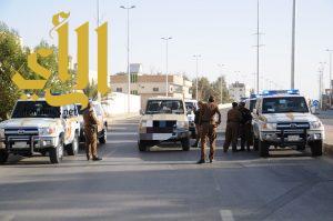 شرطة منطقة الجوف تنفذ حملة أمنية موسعة بمدينة سكاكا