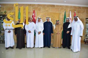 رؤساء وممثلي رؤساء الجمعيات الكشفية الخليجية يختتمون اجتماعه الــ 28