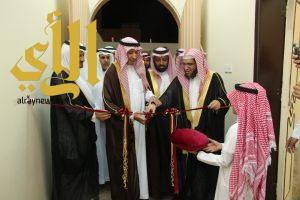 افتتاح مقر لجنة التنمية الاجتماعية الأهلية بمركز القويز بوادي الدواسر