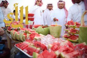 الحماد يدشن فعاليات مهرجان الحبحب الخامس بوادي الدواسر