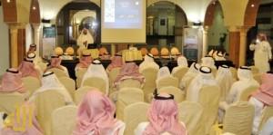 بلدية قباء بالمدينة المنورة  تنظم لقاءً تعريفيًا عن الانتخابات البلدية