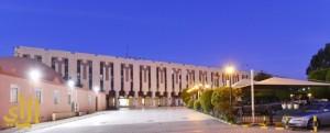 أعضاء المجلس التنسيقي بمنطقة عسير يزورون مستشفى عسير المركزي