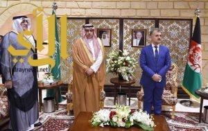 وكيل إمارة منطقة الرياض يشرف حفل سفارة أفغانستان