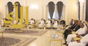 شؤون الطلاب تكرم مشرفي وحدات التوجيه و الإرشاد في كليات جامعة الملك خالد