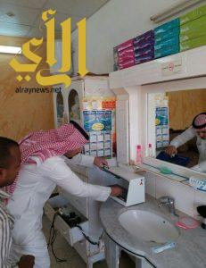 بلدية اللهابة تكثف جهودها استعدادا لاستقبال عيد الأضحى المبارك