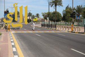 بلدية الخبر تعزز السلامة المرورية في شوارع المدينة