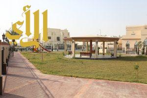 بلدية الخبر تنفذ 4 حدائق جديدة وساحتين لألعاب الأطفال وتعيد تأهيل حديقتين