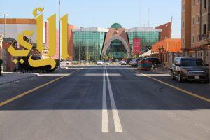 بلدية الخبر تنتهي من تأهيل وتطوير 15 شارع بحي الروابي
