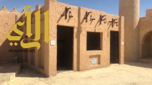 أمانة الشرقية تستعرض التراث العمراني للمنطقة ومنجزاتها في الجنادرية 32