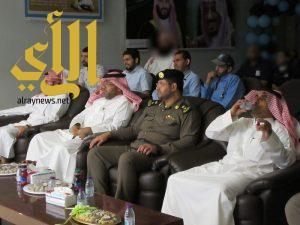 المعهد الصناعي يحتفل بتخريج 68 نزيل بسجن الخبر