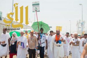 الكشافة السعودية تساهم في تفويج أكثر من 700 ألف حاج